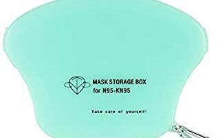 caja para guardar mascarillas niño