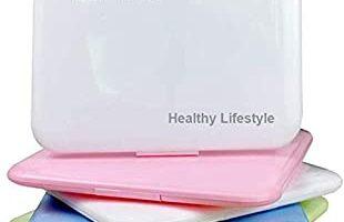 Bolsa portátil de almacenamiento de mascarillas, caja de almacenamiento de mascarillas antipolvo para la prevención de la contaminación de mascarillas