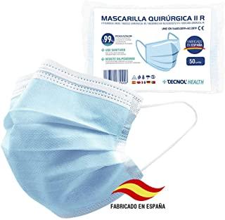 Mascarilla Quirúrgica   Fabricación Española