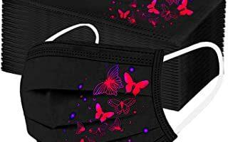 mascarillas Mariposa Pequeña