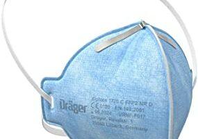 Dräger X-plore 1720 C FFP2 respirador desechable