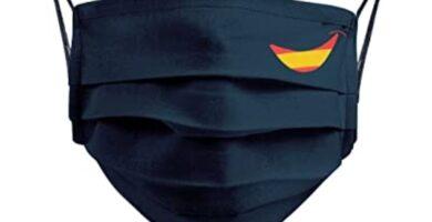 mascarilla bandera española